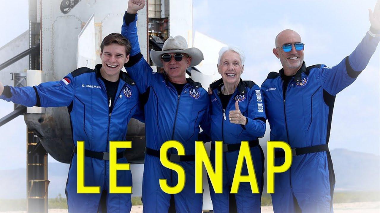 Le Snap #41 : un vol touristique pas comme les autres…