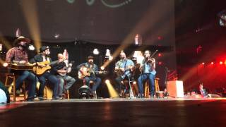 "Zac Brown Band cover David Allan Coe ""You Never Even Called"