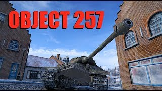 WOT - Object 257 Russian Bias? | World of Tanks