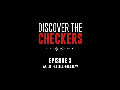 [CHA] Discover the Checkers: Episode 3