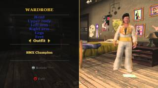 Bully: Scholarship Edition – All Game Outfits
