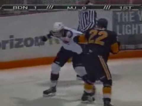 Jordan Hale vs. Dylan McIlrath