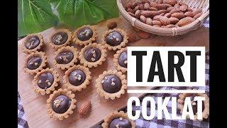 Tart Coklat | Chocolate Tarts