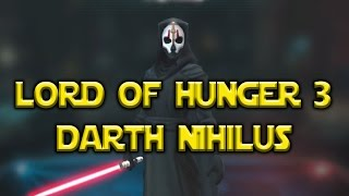 Star Wars: Galaxy Of Heroes - Darth Nihilus Insta Kill Is Fun