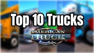 Top 10 Trucks Mods For American Truck Simulator 2018 |YanRed