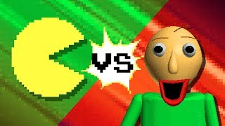 PACMAN vs BALDI