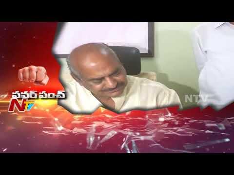 TDP Leader JC Diwakar Reddy Sensational Comments On Governor Narasimhan | Power Punch
