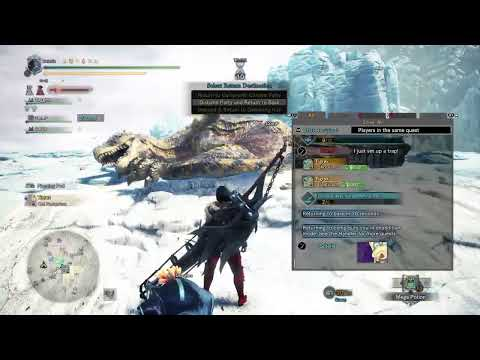 Monster Hunter World Iceborne Without Gracie is Boring Lets Crown Hunt