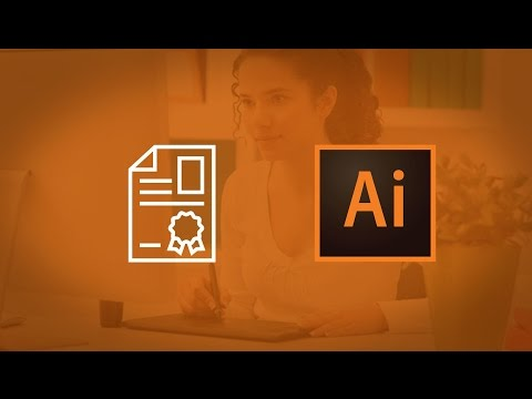 How to Become Certified by Adobe using Illustrator - YouTube