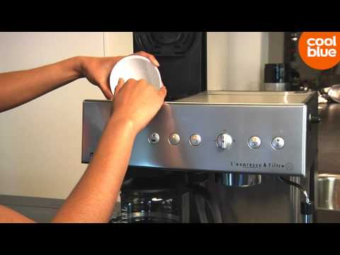 Magimix L'Expresso en Filtre Zilver videoreview en unboxing NL BE)