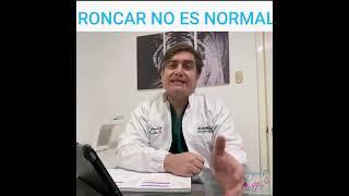 Roncopatia y Apneas  - José Adolfo Castro Gutiérrez