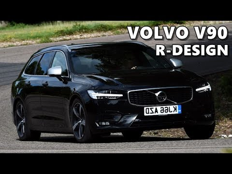 Volvo V90 R-Design - Handsome Estate