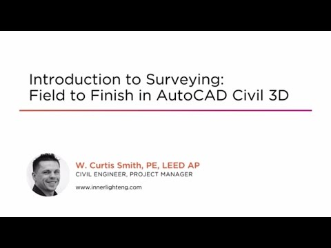 Course Preview: Introduction to Surveying: Field to Finish in ...