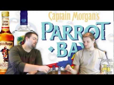 Captain Morgan Parrot Bay Coconut Rum Review