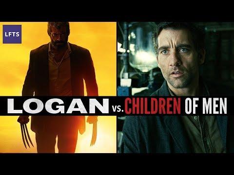 Podobnost mezi Loganem a Potomky lidí