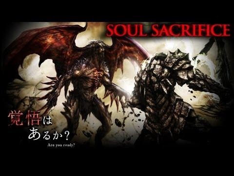 Soul Sacrifice teaser