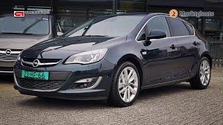 Opel Astra (J) 2009 - 2015