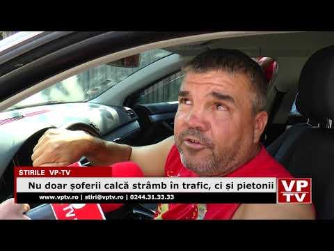 Nu doar șoferii calcă strâmb în trafic, ci și pietonii
