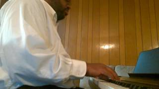Ray Macklin- Blessed & Highly Favored (Piano Cover)