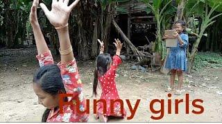 Funny Girls2018  | Nice Girls And Funny Girls
