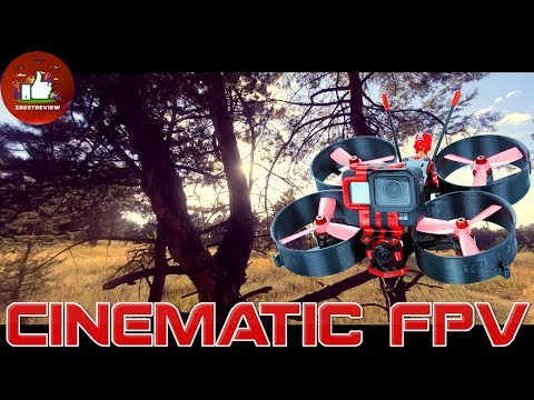 ✔ Powered By ReelSteady - FPV Cinematic Video with iFlight MegaBee Drone!