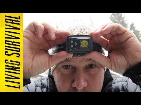 Black Diamond Spot Backpacking Headlamp Review