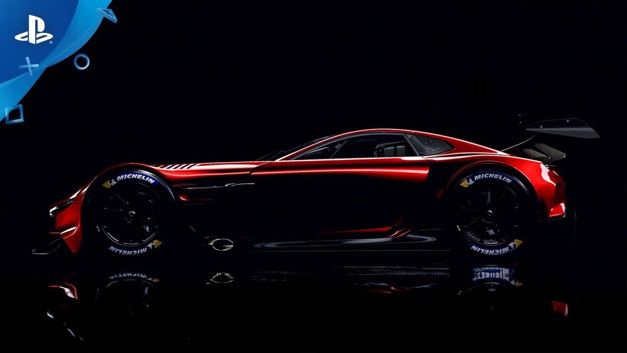 Gran Turismo Sport Adds MAZDA RX-Vision GT3 Concept