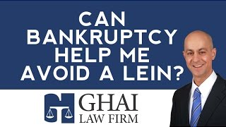 Can Bankruptcy Help You Avoid a Lien on Your Kennesaw or Acworth Home?