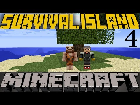 "Minecraft Survival Island - Episode 4 - ""Sugar Addict!"" (Survival Island LP with Logdotzip)"