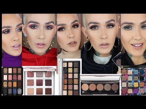5  Palettes 5 Tutorials! 5 Different Eye Looks Using 5 Different Palettes Mp3
