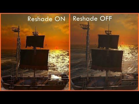 ReShade Comparison (Setting in Description) - смотреть онлайн на Hah