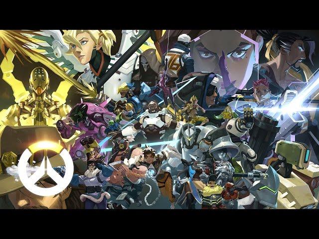Overwatch Aniversario | AÑO UNO (subtítulos ES)