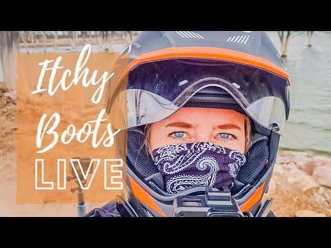 Itchy Boots Q&A LIVE - November 2019