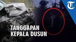 Viral Foto 'Pocong' di Google Maps Kedungwaru Demak, Kepala Dusun: Kasihan Hal Mistisnya