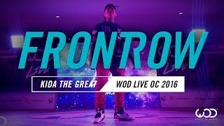 Kida the Great | FrontRow | World of Dance Live OC 2016 | #WODLiveOC16