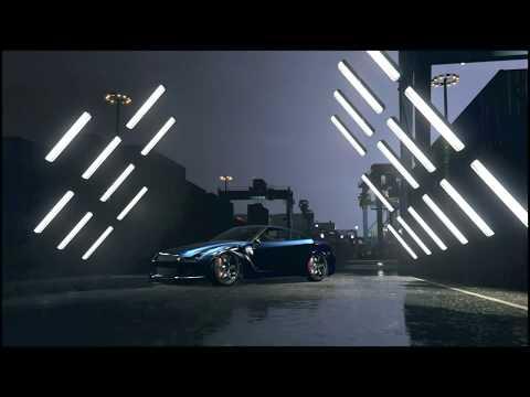 GTA V Stance cinematic - DreamBuild #2 - Elegy RH8 - Никита Крылов