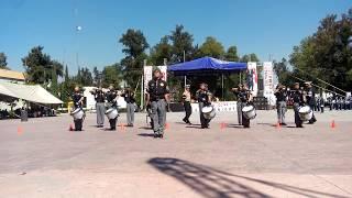 Banda de Guerra Cuna de Banderos Copa Leyenda Oro JV 2017