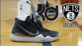 Nike KD 12 Performance Review/Test | Kevin Durants NEW Brooklyn Nets Shoe!