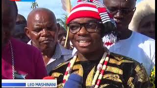 Kanisa la Katoliki la Kiembeni huko Mombasa lafanya Sherehe za Kitamaduni
