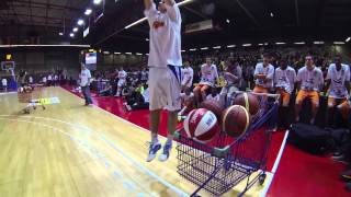 preview picture of video 'Cholet Mondial Bodet Basketball - samedi 30 mars 2013'