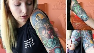 My Harry Potter Sleeve & Other Tattoos | Tattoo Tour 2018