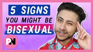 How do you know if you're bisexual? Signs, myths and bisexuality explained