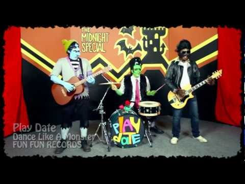 "Play Date ""Dance Like A Monster"" (Official Music Video) feat. The Ghouligans!"