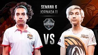 Mad Lions E.C. México VS Estral E-Sports | Jornada 11 | División de Honor 2019 - Clausura