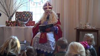 Sinterklaas in Het Witte Kasteel - De Sint Test