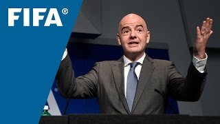 FIFA Conference for Equality and Inclusion - Part1