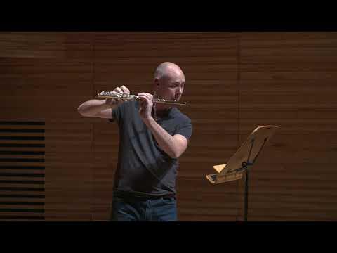 Leonard Salzedo – Cantiga Morisca for solo flute