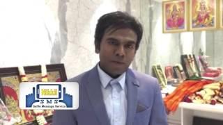 Saravana Stores President S.S.Saravanann Speaks About The Legend - Padi Showroom - Nikkil SMS