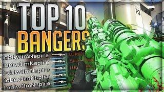 THE MOST INSANE INFINITE WARFARE TRICKHOT & FEEDS! - TOP 10 BANGERS #57