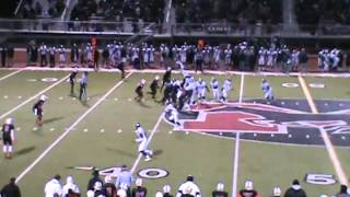 Bryan Vikings vs. Manor Mustangs Bi-District Playoff Highlights